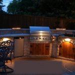 Outdoor Gas Kitchen