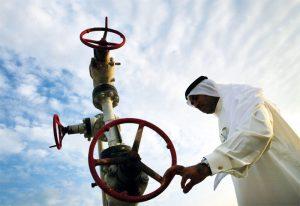 gas not affected by political unrest