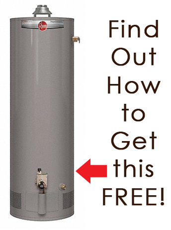 Special Offer Water Heater Free Image